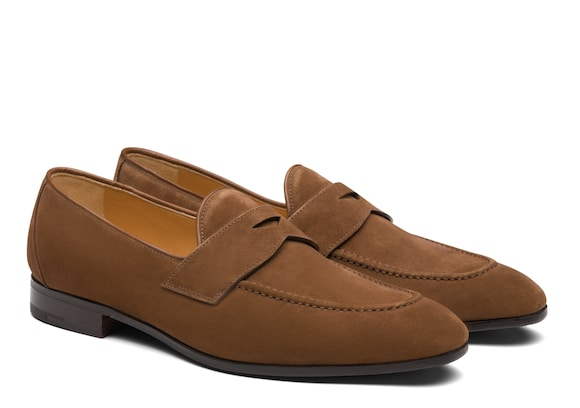 Church's Dundrige Suede Loafer Sigar