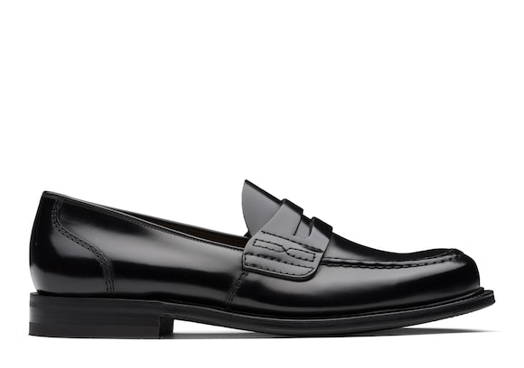 Church's Farsley Bookbinder Fumè Penny Loafer Black