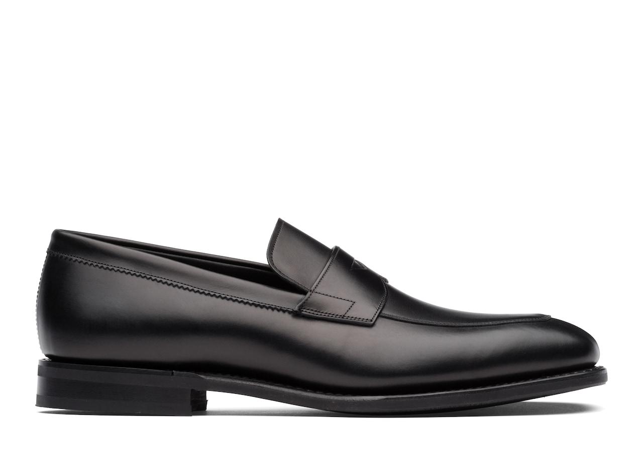 Parham Church's Calf Leather Loafer Black