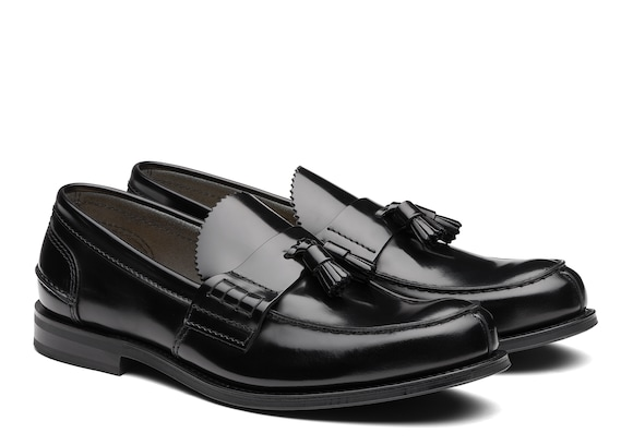 Church's  Bookbinder Fumè Tassel Loafer Black