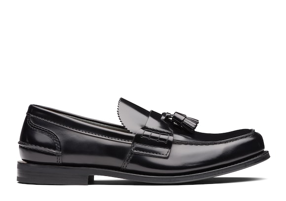Church's Tiverton r Bookbinder Fume Loafer Black