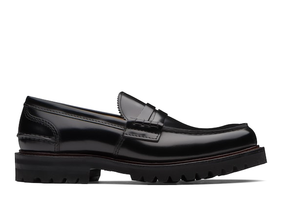 Church's  Mocassins en cuir de veau Noir