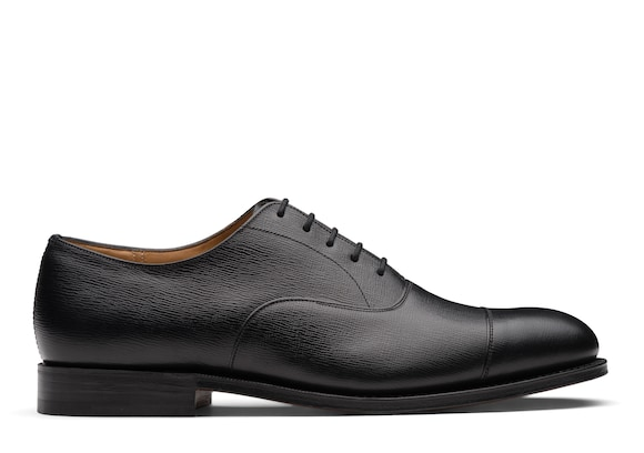 Church's Consul Oxford in Pelle St James Nero