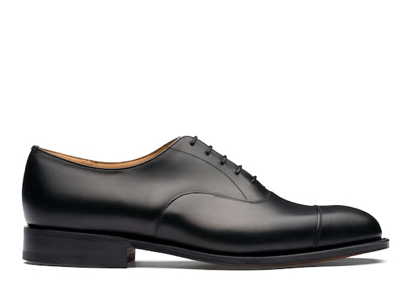 Church's  Oxford in Pelle di Vitello Nero