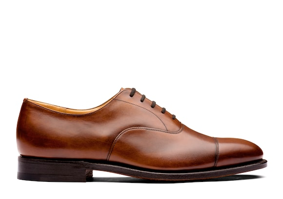 Church's Consul 173 Nevada Leather Oxford Walnut