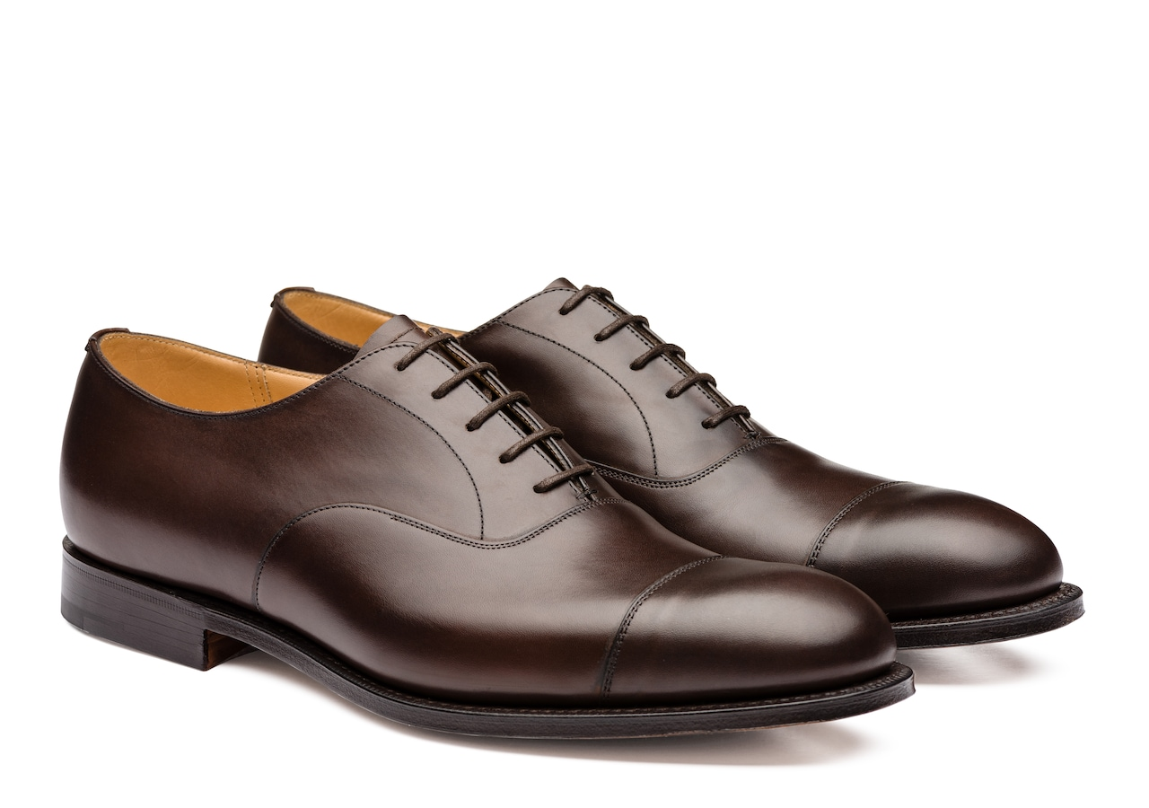Consul Church's Nevada Leather Oxford Brown