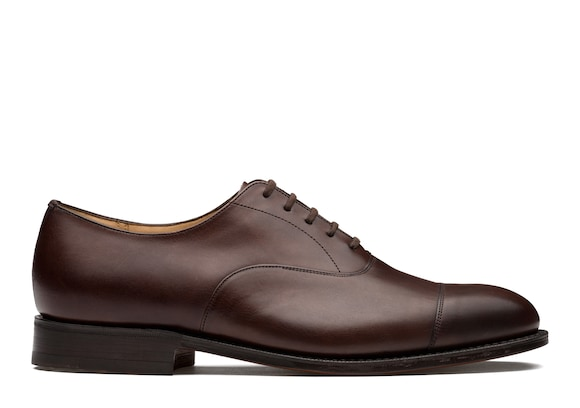 Church's Consul Oxford in Pelle Nevada Marrone