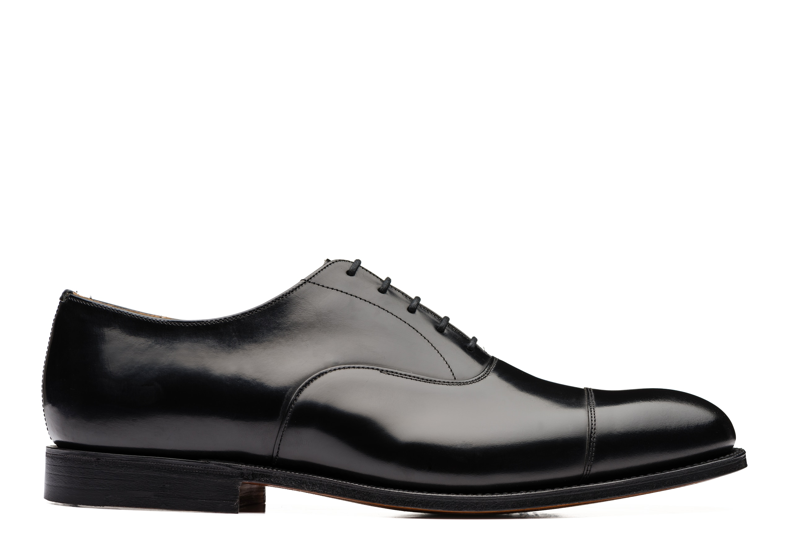 Consul Church's Polished Binder Oxford Black