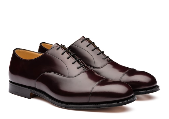 Church's true Polished Binder Oxford Burgundy