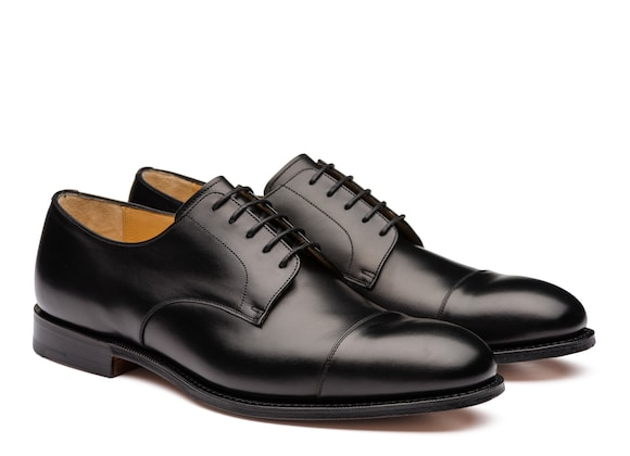 Church's Cartmel 173 Calf Leather Derby Black