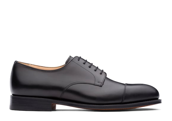Church's  Calf Leather Derby Black