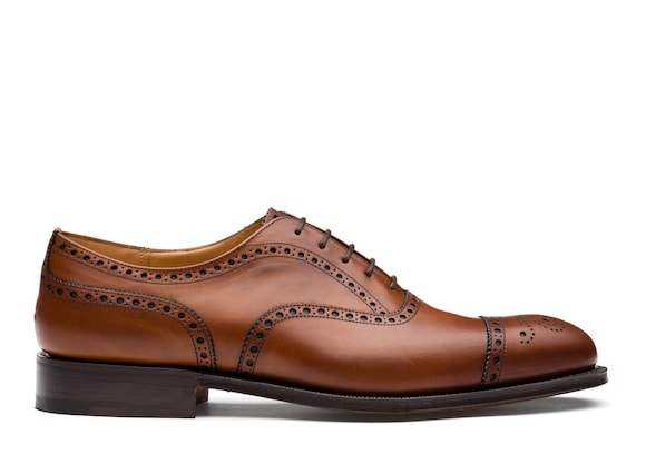 Church's Diplomat Richelieu Oxford en Cuir Nevada Marron