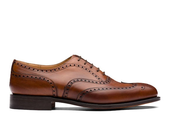 Church's Chetwynd Nevada Leather Oxford Brogue Walnut