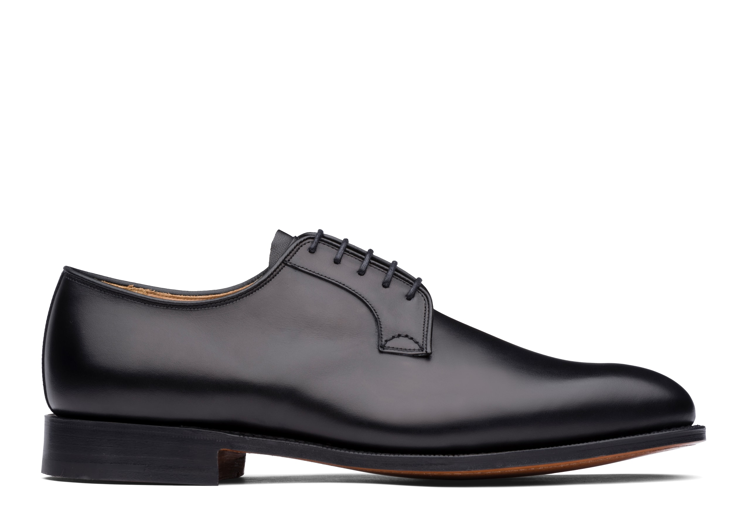 Stratton Church's Calf Leather Derby Black