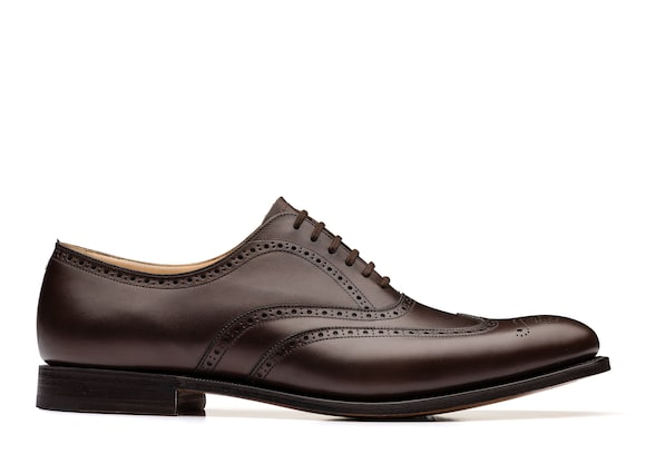 Church's true Oxford Brogue in Pelle Nevada