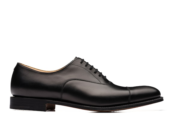 Church's true Oxford en Cuir de Veau Noir