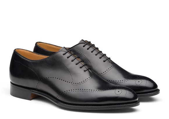 Church's Dickens Doha Leather Oxford Brogue Black