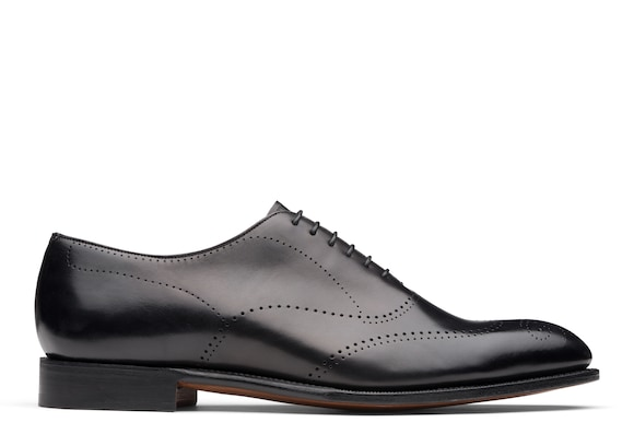 Church's Dickens Richelieu Oxford en Cuir Masai Noir