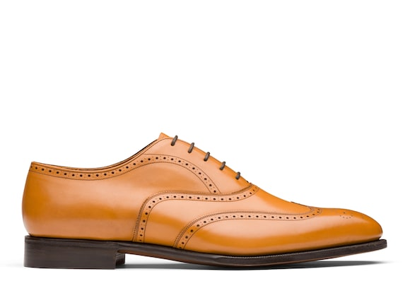 Church's Carrol Richelieu Oxford en Cuir Doha Light tan