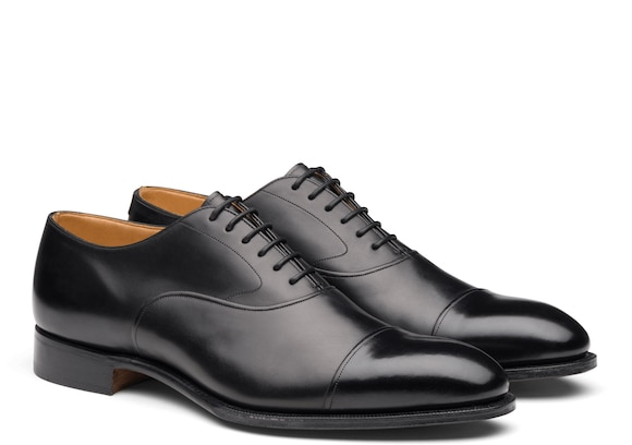 Church's Barnes Masai Leather Oxford Black