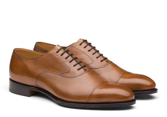Church's Barnes Oxford in Pelle Masai Noce