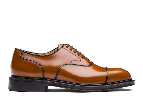 Church's true Oxford in Pelle di Vitello Spazzolato Sandalwood