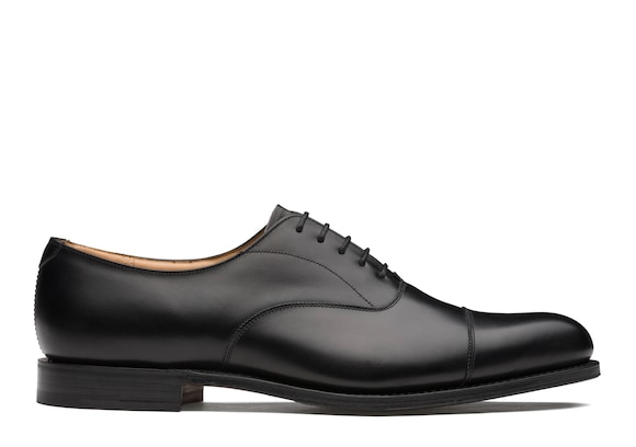 Church's true Calf Leather Oxford Black