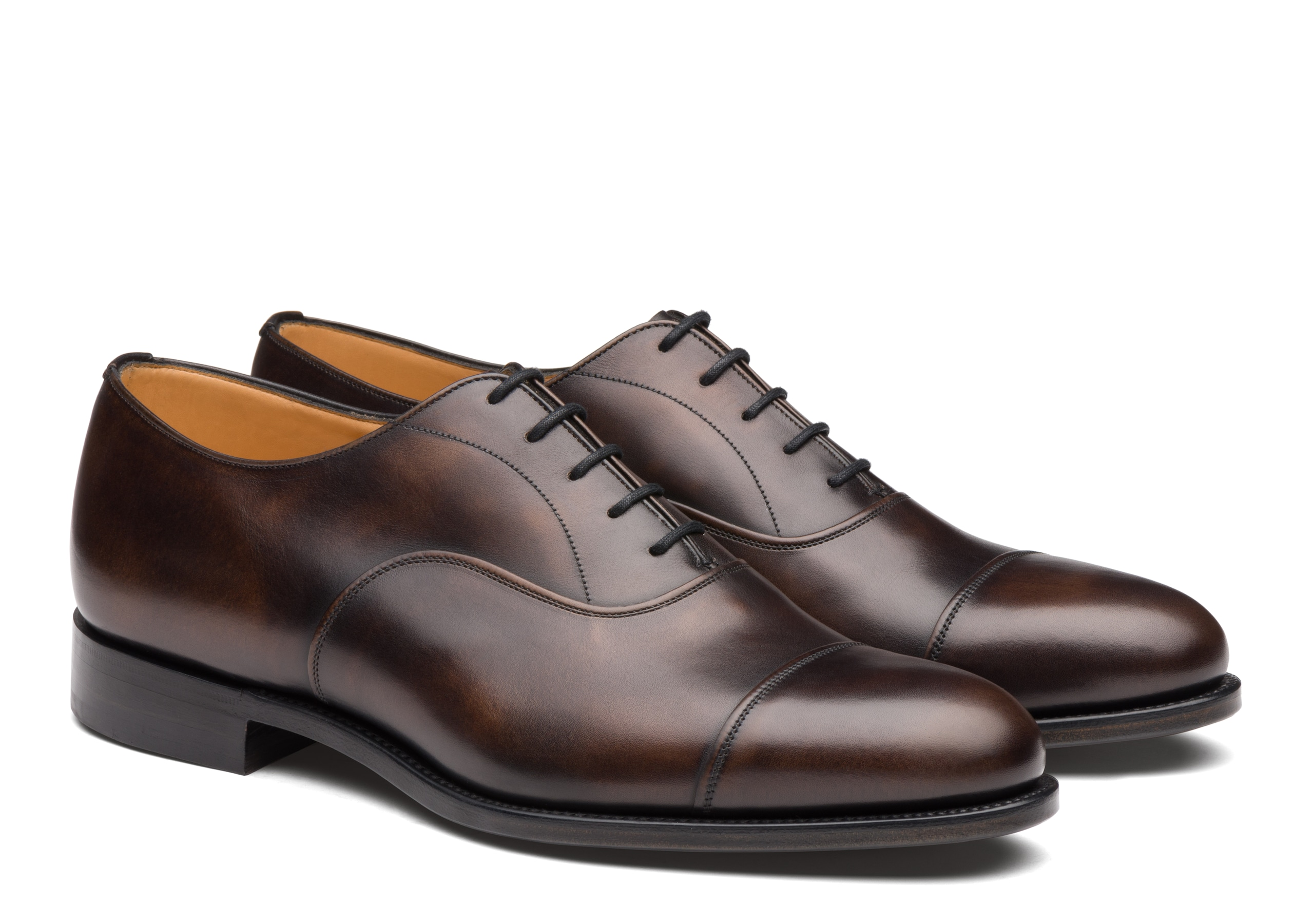 Prince Church's Royal Calf Leather Oxford Brown