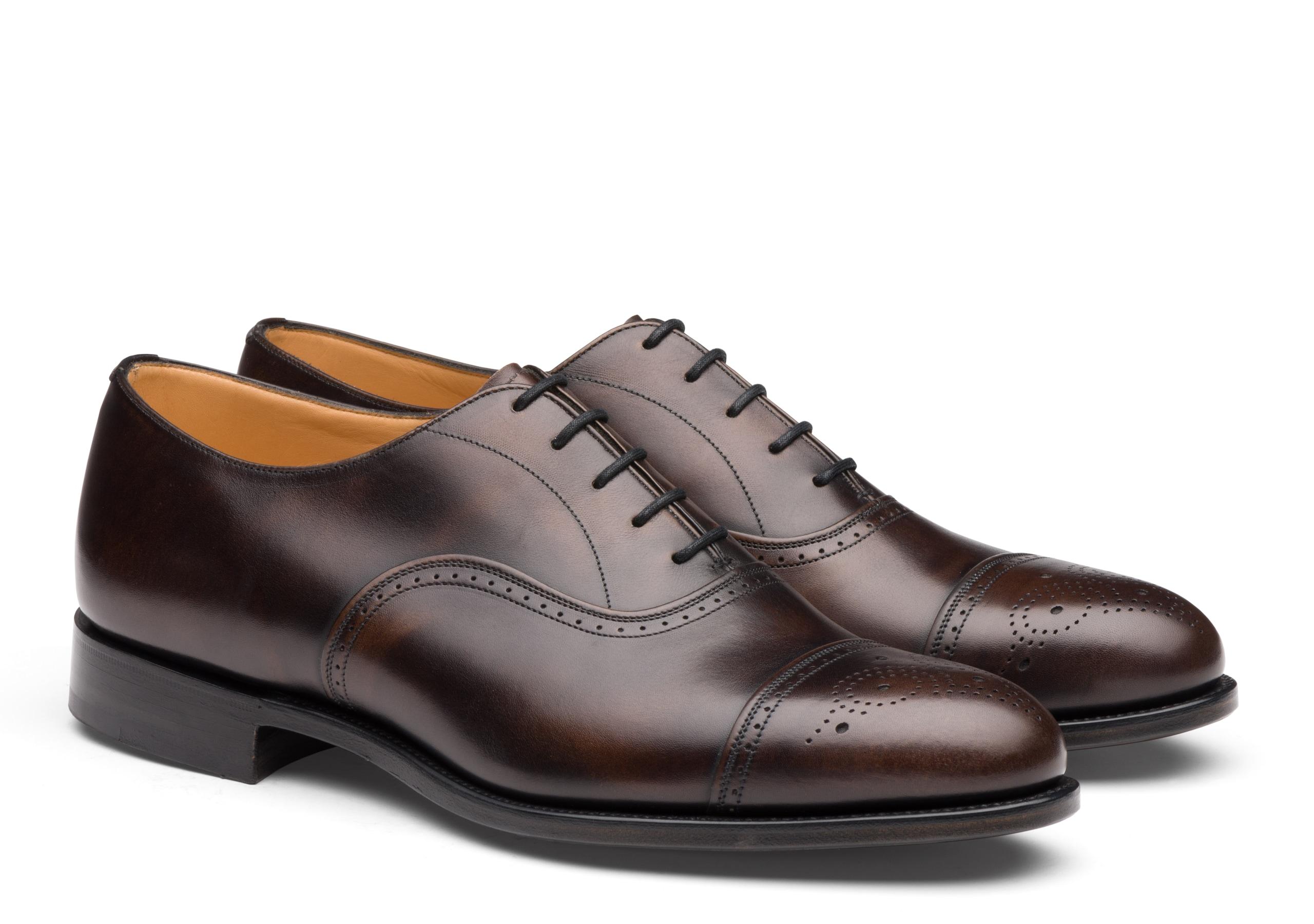 Duke Church's Royal Calf Leather Brogue Brown