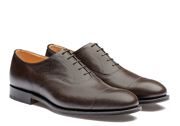 Church's Consul 173 LIMITED EDITION St James Leather Oxford Burnt