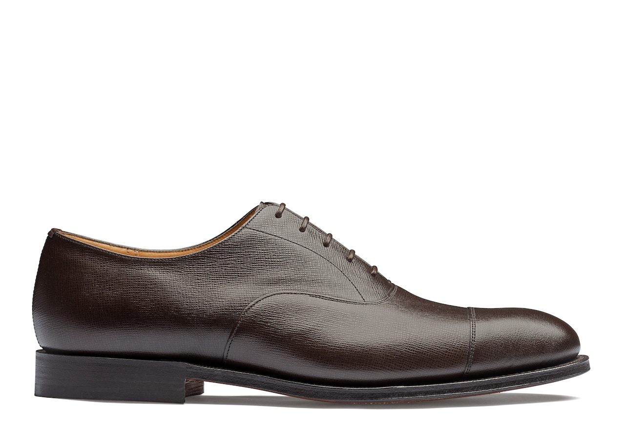 Consul Church's LIMITED EDITION St James Leather Oxford Brown