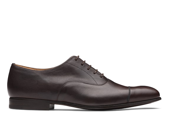 Church's Dingley Oxford en Cuir de Veau Vintage Marron