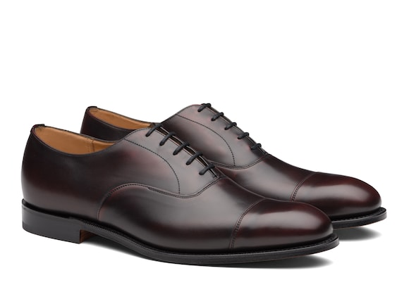 Church's Consul^ Polished Fumè Oxford Burgundy