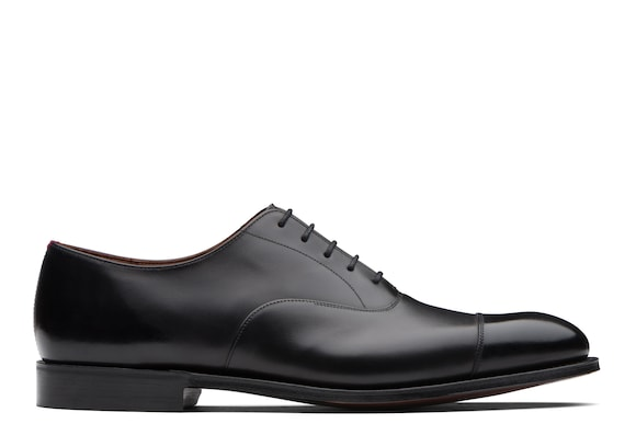 Church's Consul 1945 Oxford in Pelle di Vitello in Edizione Limitata Nero