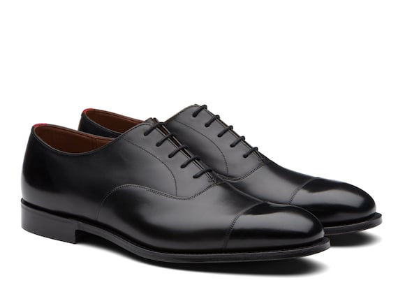Church's Consul 1945 Limited Edition Calf Leather Oxford Black