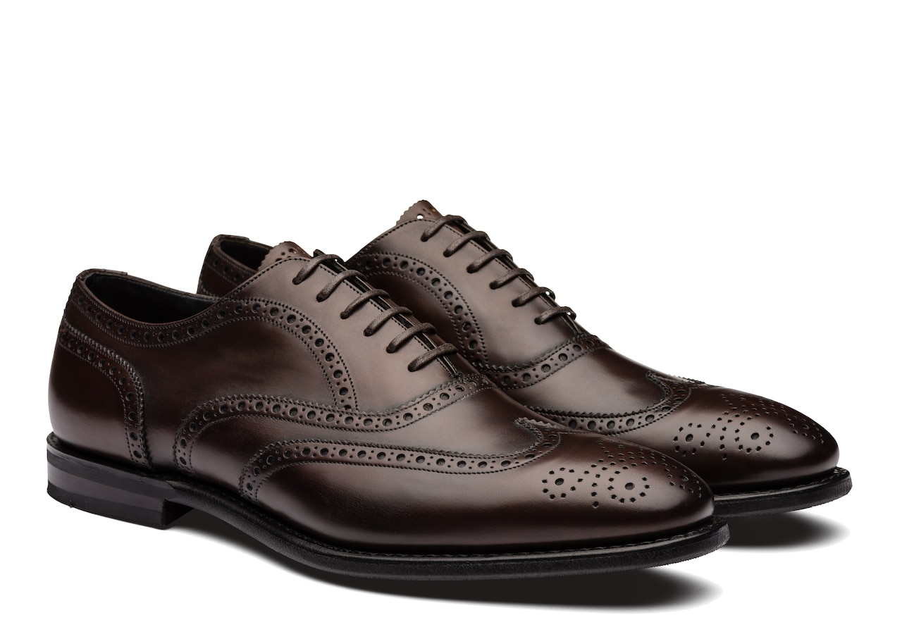 Parkstone Church's Nevada Oxford Brogue Brown