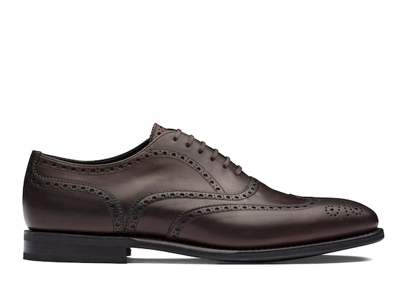 Church's true Nevada Oxford Brogue Ebony