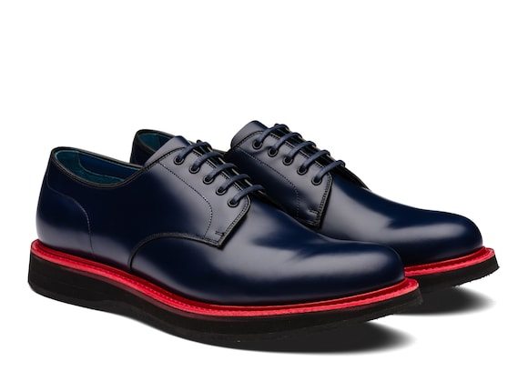 Church's  Calf Leather Derby Baltik/red