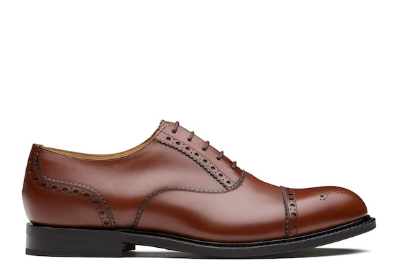 Nevada Leather Oxford Brogue