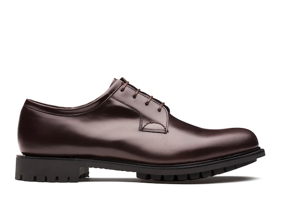 Church's  Derby en Cuir de Veau Marron