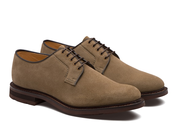 Church's  Suede Derby Stone