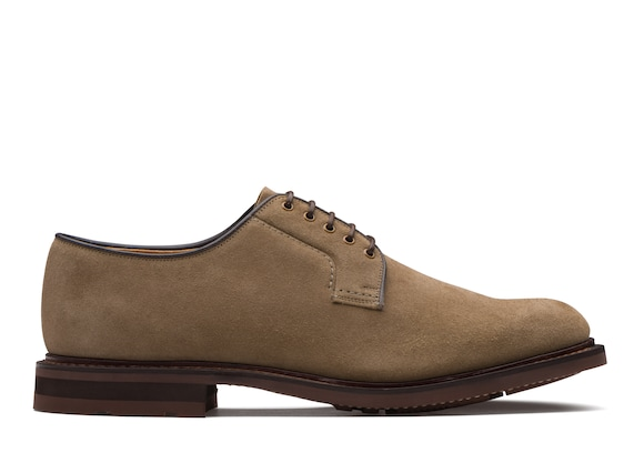 Church's true Suede Derby Stone