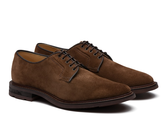 Church's true Suede Derby Sigar