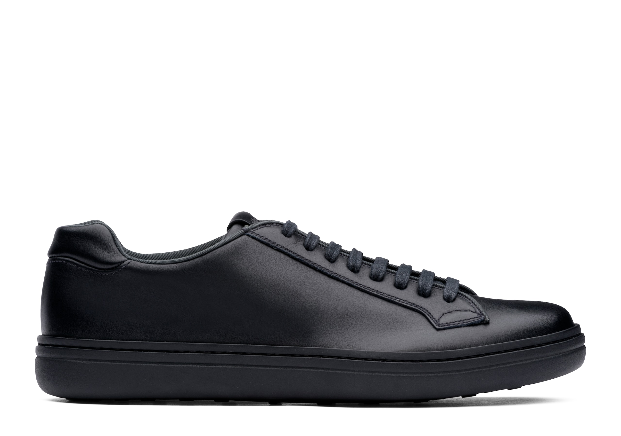 Mirfield Church's Calf Leather Classic Sneaker Black