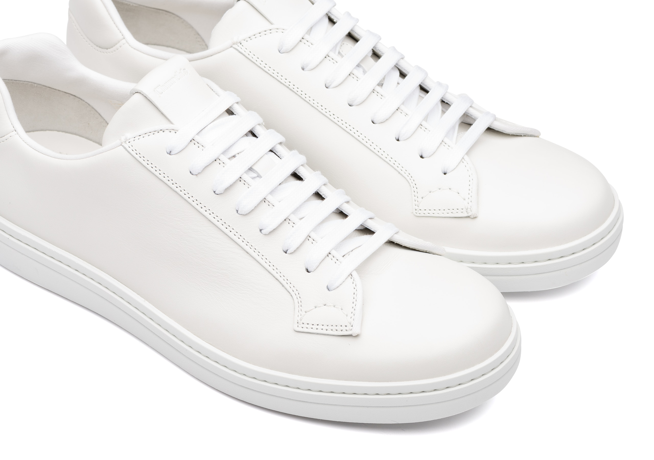 Mirfield Church's Calf Leather Classic Sneaker White