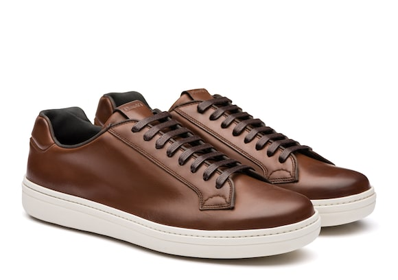 Church's true Sneaker Classica in Pelle Nevada Marrone