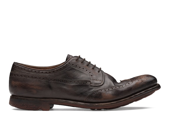 Church's Grafton 1930 Glacè Calf Derby Brogue