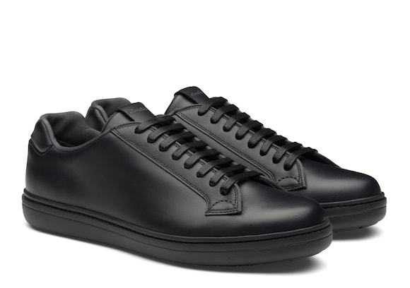 Church's Boland Calf Leather Classic Sneaker Black
