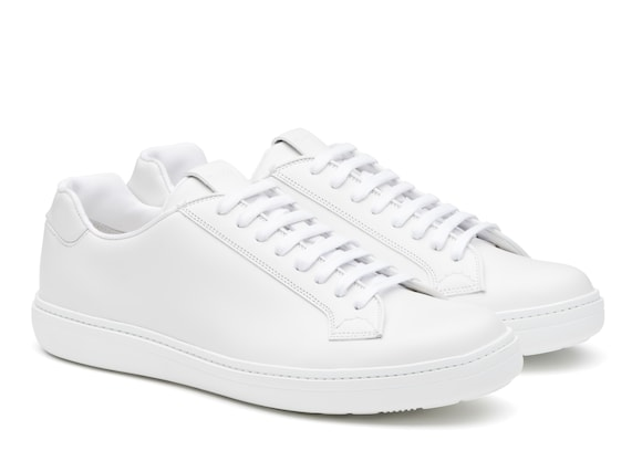 Church's Boland Calf Leather Classic Sneaker White