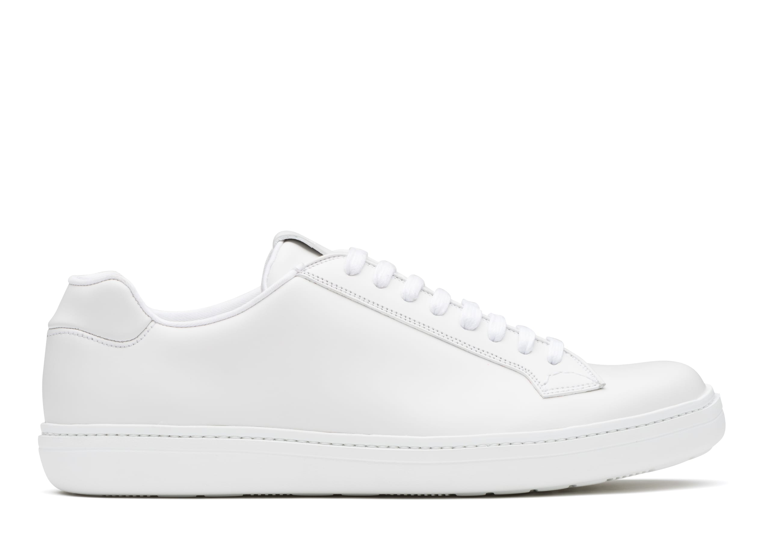 Boland Church's Calf Leather Classic Sneaker White